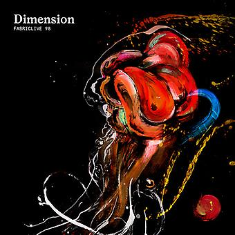 Dimension - Fabriclive 98 [CD] USA import