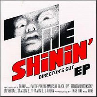 Directors Cut Ep [CD] USA import