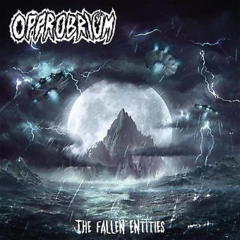 The Fallen Entities [CD] USA import