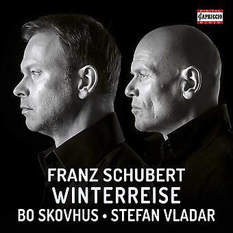Schubert / Skovhus / Vladar - Winterreise [CD] USA import
