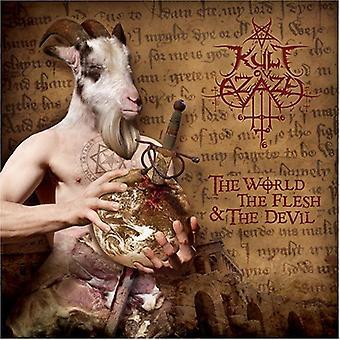 Kult Ov アザゼル - 世界肉の悪魔 [CD] アメリカ インポートします。
