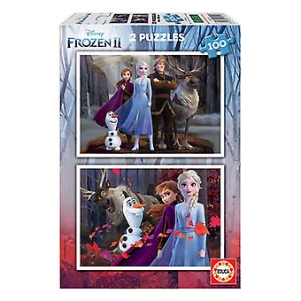 Puzzle Frozen 2 Educa (100 kpl)