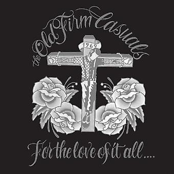 Old Firm Casuals - For the Love of It All [CD] USA import