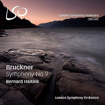 A. Bruckner - Symphony No.9 [SACD] USA import