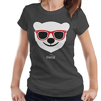 Coca Cola Cool Polar Bear Women es T-Shirt