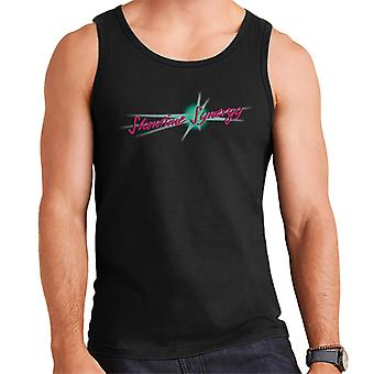 Jem And The Holograms Showtime Synergy Text Men's Vest