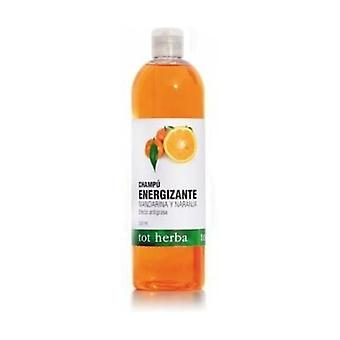 Tangerine-Orange Energizing Shampoo 500 ml