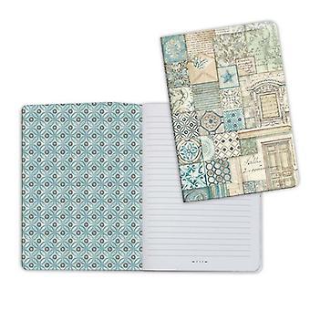 Notebook A5 Azulejos Patchwork 2 (ENBA5010)