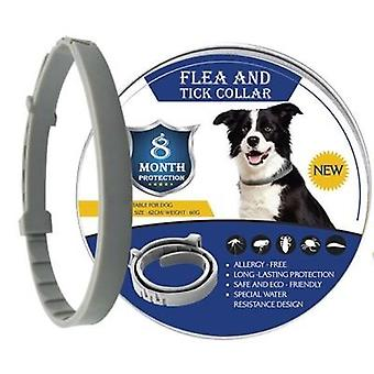 Flea & Tick Prevention Collar For Cats Dog Mosquitoes Repellent Collar Insect Mosquitoes
