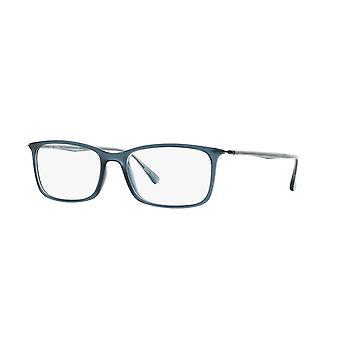 Ray-Ban RB7031 5400 DEMIGLOSS DARK Blue Glasses