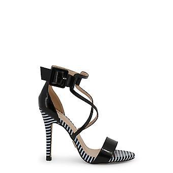 Laura biagiotti 6115 kvinder's syntetiske patent læder sandaler