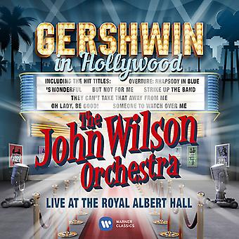John Wilson Orchestra - Gershwin in Hollywood [CD] USA import