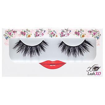 Lash XO Premium False Eyelashes - Starla - Natural yet Elongated Lashes