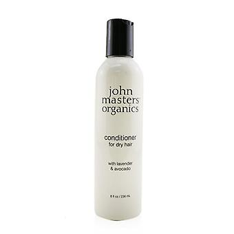John Masters Organics Conditioner For Dry Hair with Lavender & Avocado 236ml/8oz