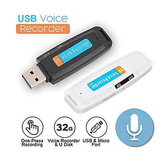 Ultra Thin Mini Portable Usb 2.0 Digital Voice Recorder Pen Audio Recorder