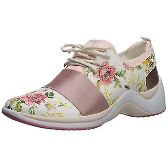 Anne Klein Frauen's Schuhe Thedaddy Canvas Low Top Pull On Fashion Sneakers