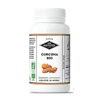 Organic turmeric 200 tablets