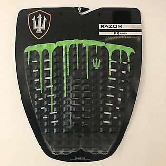 Fk unlimited - traction razor - black/green