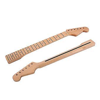 Gloss Guitar Neck 21 Frets Maple Fretboard gitarr hals del