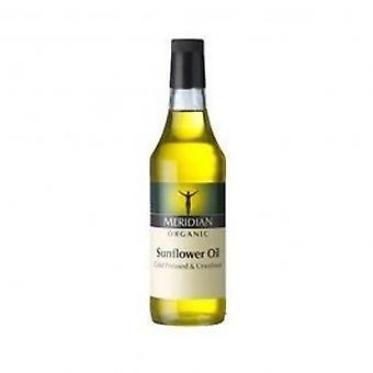 Meridian - Org Sunflower Oil 500ml
