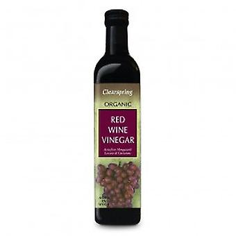 Clearspring - Red Wine Vinegar - Organic 500ml