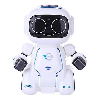 الأطفال صوت التعرف على الروبوت -ذكي لعبة تفاعلية الذكية الغناء الرقص الروبوت