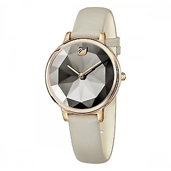 Swarovski Crystal Lake Rose Gold Womens Watch 5415996