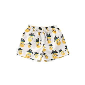 Kids Trunk Swimsuit Beach Shorts Impresso Boy Quick Dry Board Surfing Pants