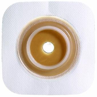 Barrière de colostomie convatec, 1-5/8 pouces Stome 4 X 4 Pouces, 10 Comte
