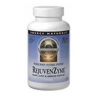 Source Naturals RejuvenZyme, 180 tabs