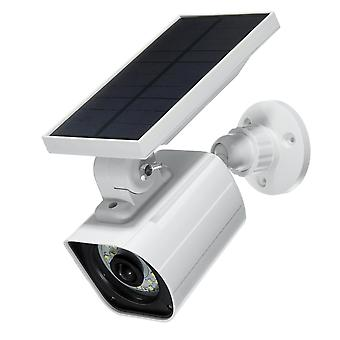 20 câmera de simulação LED Solar Powered Security Motion Sensor Light Light Light