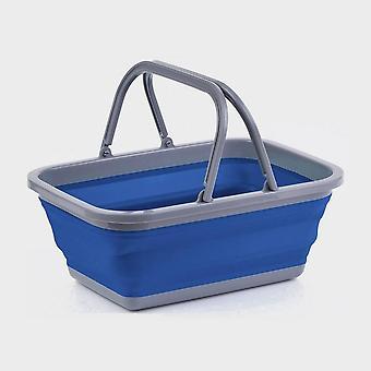 New Hi-Gear Folding Washing Blue