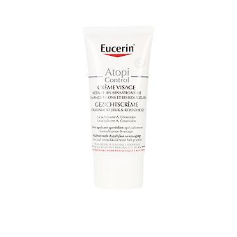 Eucerin Atopicontrol Crema Facial Calmante 12% Omega 50 Ml Unisex