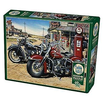 Cobble hill puzzle - two for the road - 1000 pc