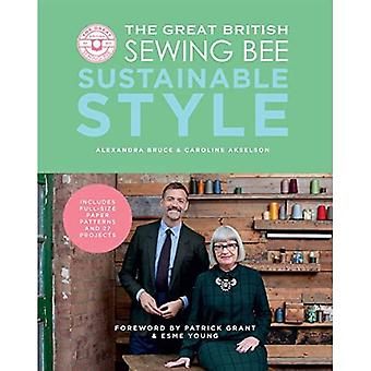 The Great British Sewing Bee: Sustainable Style (The� Great British Sewing Bee)