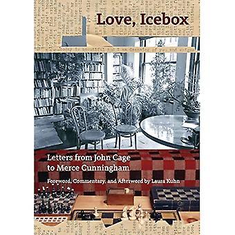 Love, Icebox: lettere da John Cage a Merce Cunningham