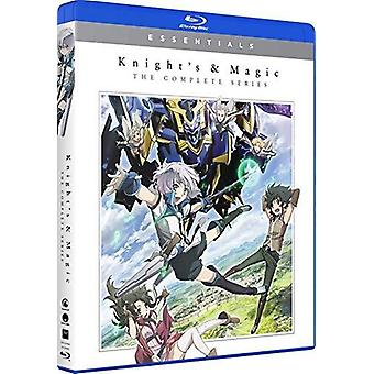 Knight's & Magic: Complete Series [Blu-ray] USA import