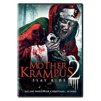 Mother Krampus 2 [DVD] USA import