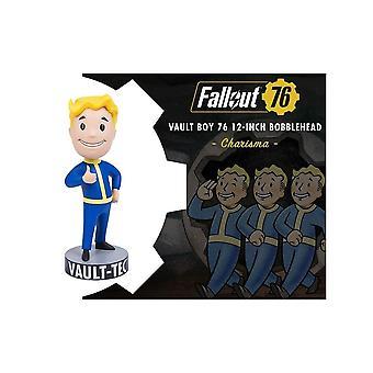 Fallout 76 Bobblehead Charisma 12'