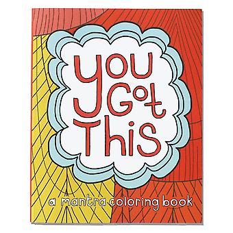 A Mantra Coloring Book