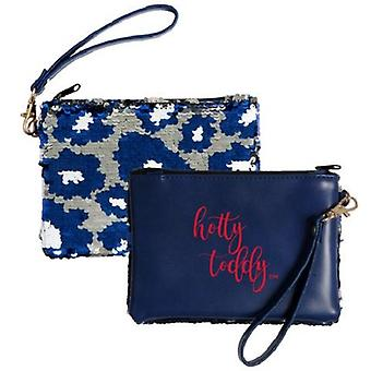 Ole Miss Rebels NCAA Claire Sequin Clutch