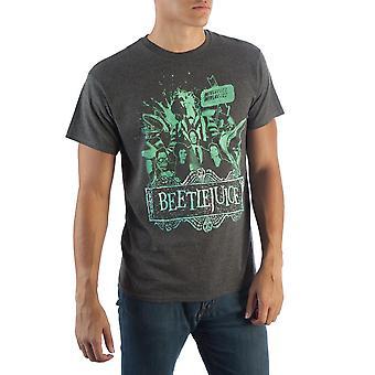 Beetlejuice t-paita