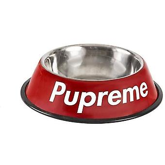 Pupreme Stainless Steel Set Of 2 | Dog Bowl