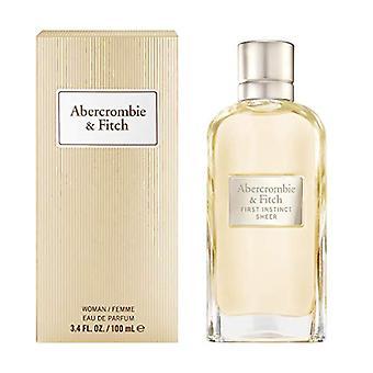 Abercrombie & Fitch First Instinct Sheer Eau de Parfum 100ml Spray