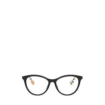 Burberry BE2325 musta naisten silmälasit