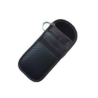Faraday Card Car Keys Case, Fob Signal Blocker Bag