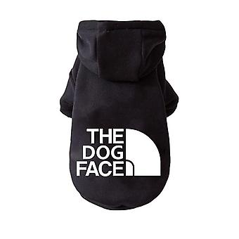Fashion Dog Hoodie Winter Pet Dog Clothes For Dogs Coat