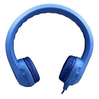 Flex-Phones Unverwüstliche Schaumkopfhörer, Blau