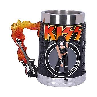 KISS The Starchild Flame Range Colletable Tankard