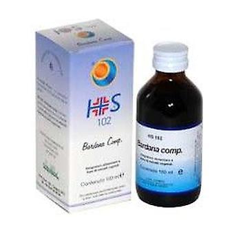 Hs 102 Bardana Comp. Drops 100 ml
